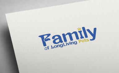 Family of Longevous Pets LOGO/V